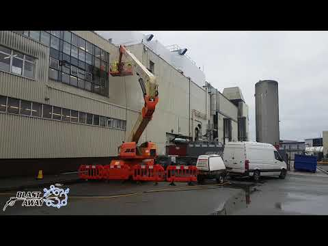 Industrial Cladding Cleaning Company