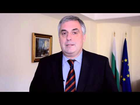 Bulgarian Minister of Labour and Social Policy - Ivailo Kalfin