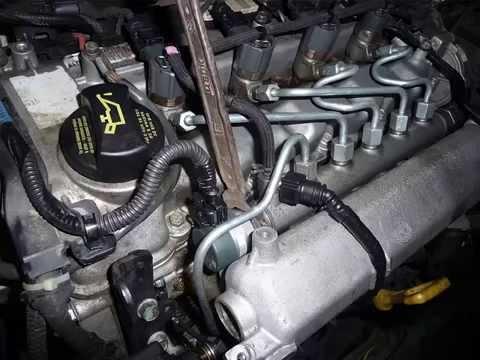 Фото к видео: Hyundai Accent 1.5 crdi не заводился, устраняю проблему.