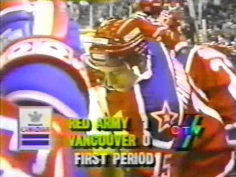 1989   29  Dec    Superseries 1989 90   Vancouver Canucks vs Red Army torrents ru