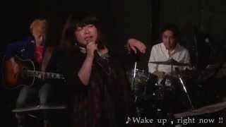 松千≪matsusen≫ Vo.花田 千草 Gt.&Vo.松本 健太 guest musician Drs.マ...