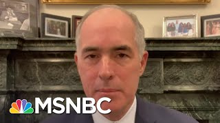 Sen. Casey: Record Voter Turnout In PA With Mail-In Ballots Bodes Well For Biden | MSNBC