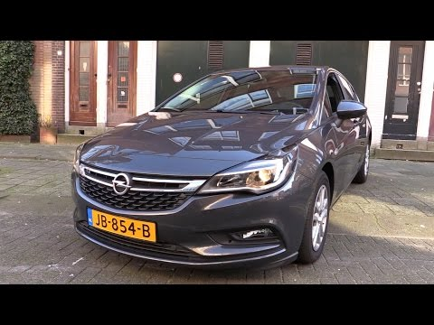 Opel Astra 2017 Start Up, Drive, In Depth Review Interior Exterior