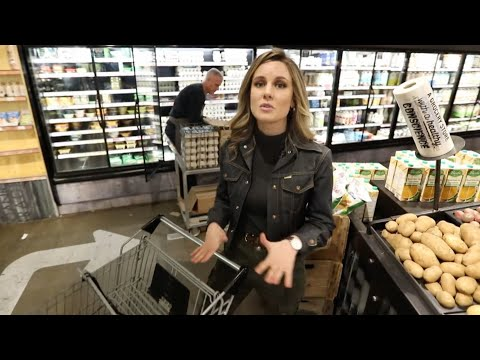 How to safely grocery shop during the COVID-19 pandemic