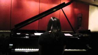"""All the things you are"" Megumi Yonezawa Solo Piano"
