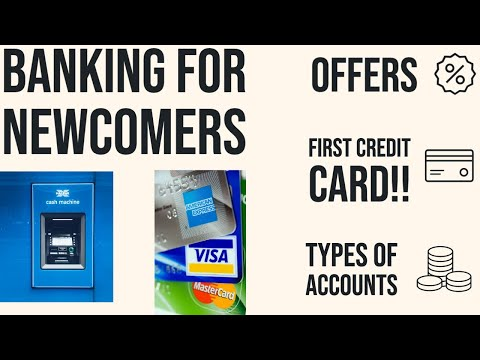 Newcomers To Canada Bank Accounts And Credit Cards | Offers For Newcomers In 2020