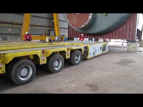 YC LOGISTICS SDN BHD-(Teeside EFW UK Project) (Part 1)