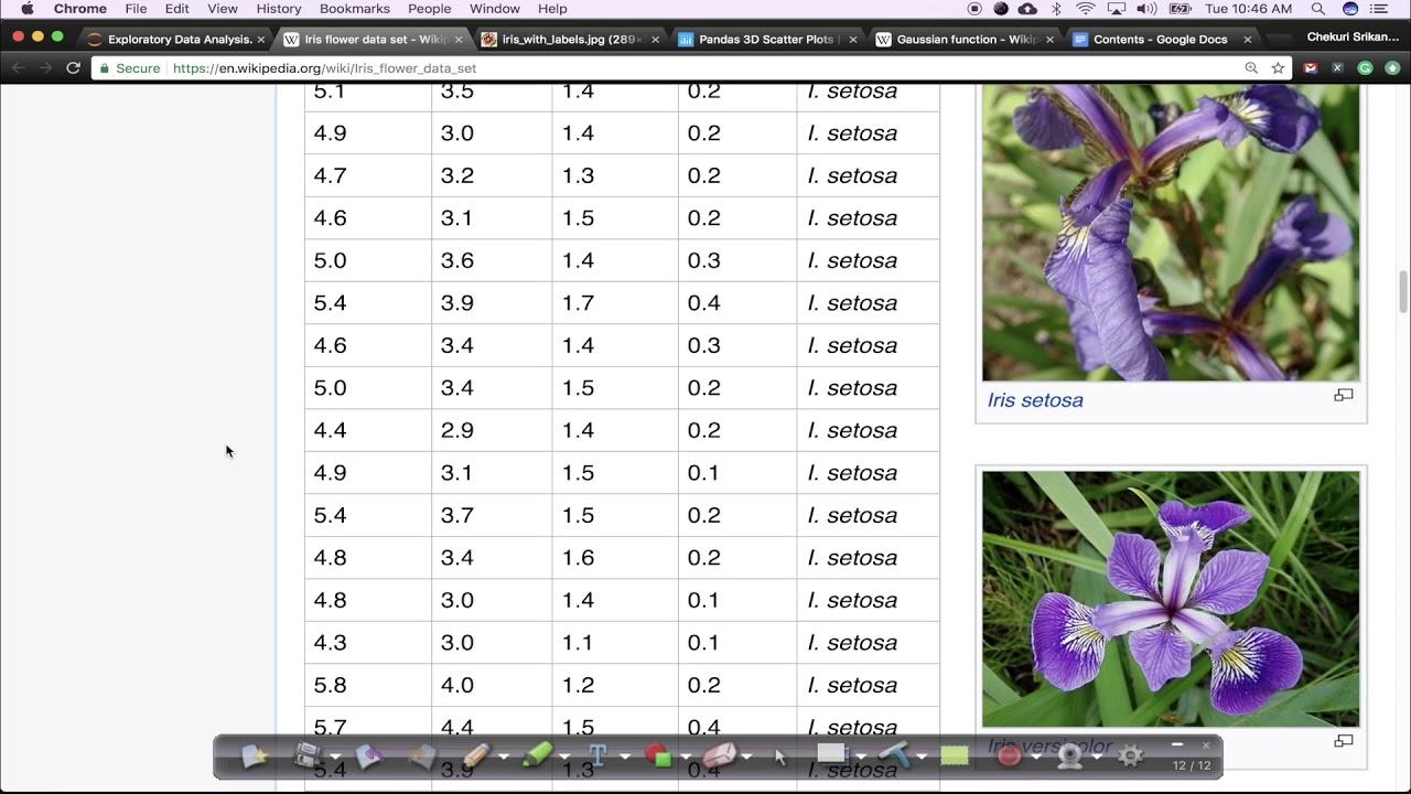 Iris dataset eda lecture1 applied ai course youtube iris dataset eda lecture1 applied ai course izmirmasajfo