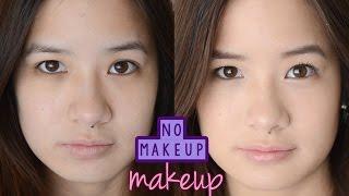 No Makeup Makeup - How to get Glowing Skin!