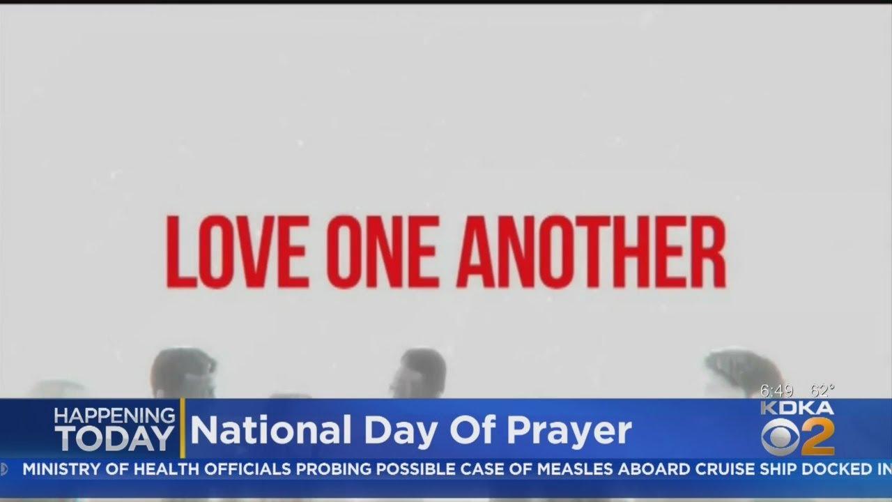 President Trump Declares National Day Of Prayer