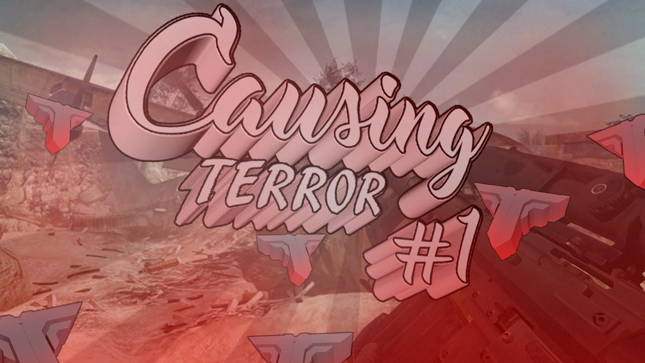 Causing Terror #1