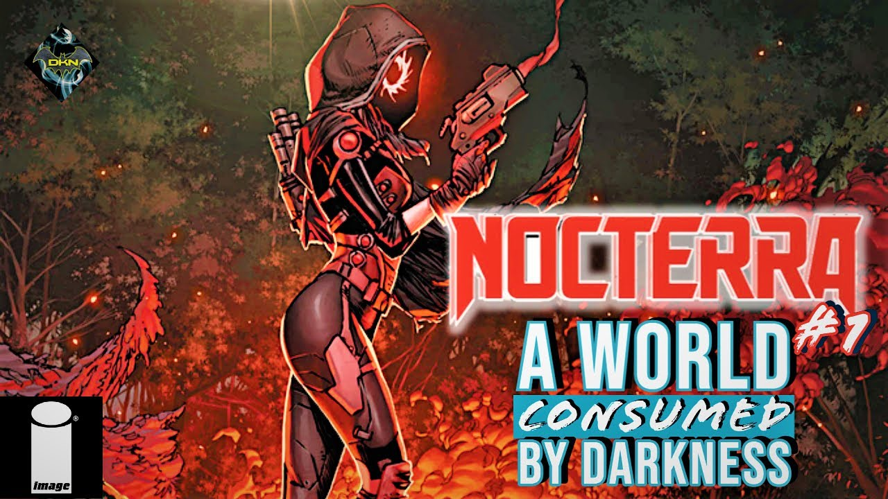 NOCTERRA #1 by Scott Snyder & Tony Daniel Shines Through The Shadows! | Comics Insider Review