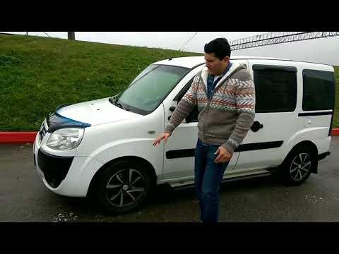 Fiat Doblo 1.4. Отзыв владельца