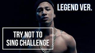 KPOP TRY NOT TO SING CHALLENGE (LEGENDARY VER.)