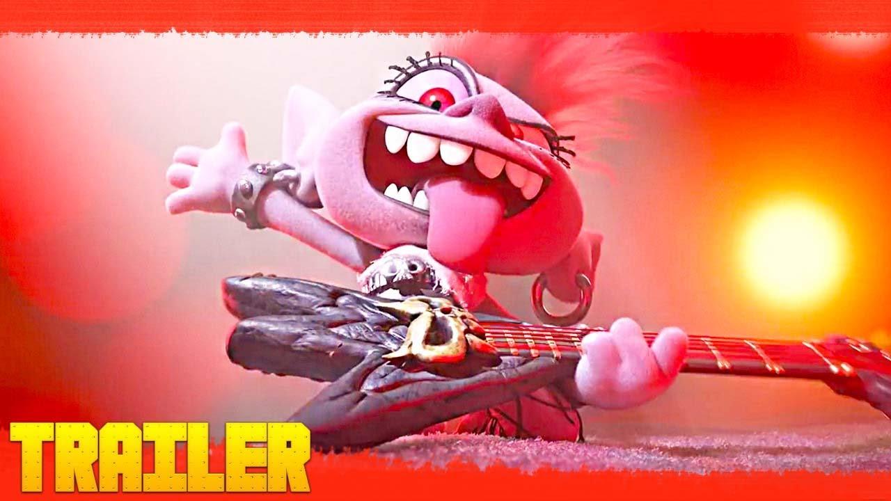 Trolls World Tour película Completa En Español Latino HD