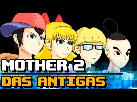MOTHER 2 - EarthBound - Das Antigas