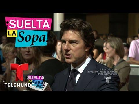 Aseguran que Tom Cruise está muy enamorado | Suelta La Sopa | Entretenimiento