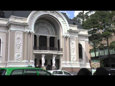 The Opera House, Hochiminh city, Vietnam