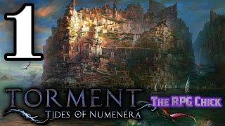 Let's Play Torment: Tides of Numenera (Blind), Part 1: Dark Fathom