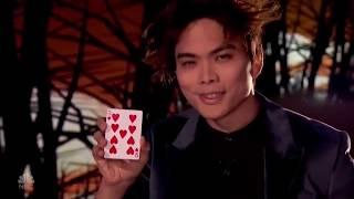 AGT FINAL 2018| SHIN LIM  A MILLION DOLLAR ACT |  America's Got Talent 2018 | card tricks