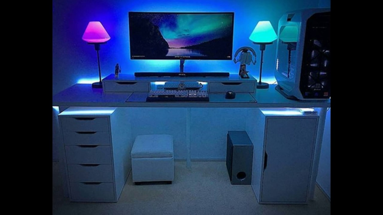 Ideas Para Tu Setup Gamer Youtube