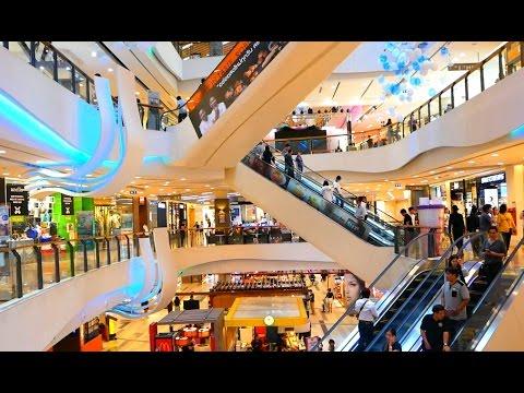 Central Plaza Rama 9 - Bangkok Shopping Mall 2017