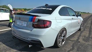 480HP BMW M235i with M Performance Exhaust!