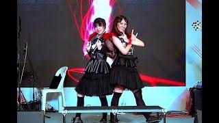 """""""Atomic Metal"""" cover """"Onedari Daisakusen"""" (BabyMetal) @ """"J-Trends in Town"""" :Special Occasion"""