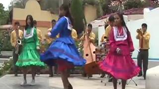Super Brillantes del Ande - Dios Mio - Necesito un Amor (Video Oficial) Tania Producciones ✓