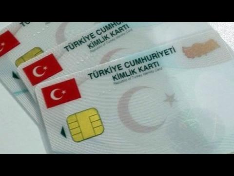 Yeni kimlik kartları için gerekli evraklar neler