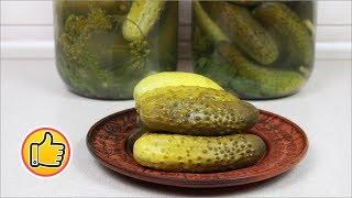 Соленые Огурцы на Зиму, Простой Семейный Рецепт | Salted Cucumbers