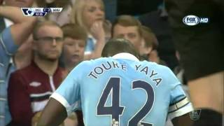 [Premier League 2015/2016] Manchester City vs West Ham 1-2 - 6^ giornata
