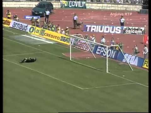 1995 -- Sporting 2-0 Marítimo (Jamor)