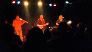 The Bad Shepherds.making Plans For Nigel..black Box..belfast,2011