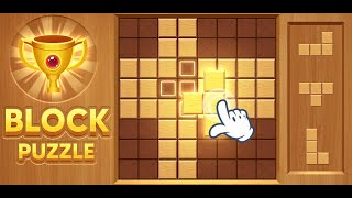 Block Puzzle - Wood Classic - Google Play Game Puzzle screenshot 2