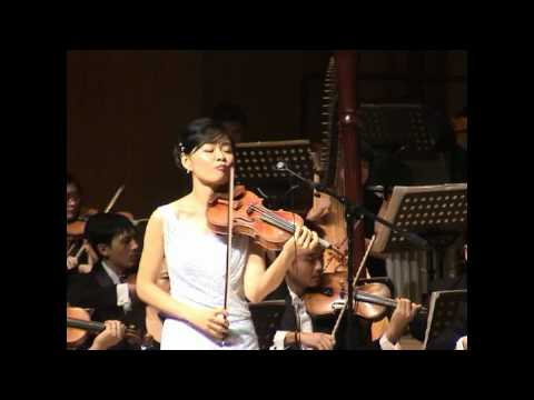 "Violin Concerto ""Butterfly Lovers"" 1/3 -- 小提琴协奏曲《梁祝》1/3"