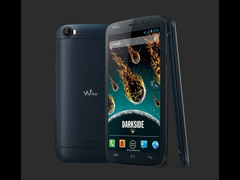 Wiko Darkside Hard Reset and Forgot Password Recovery, Factory Reset