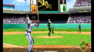 Derek Jeter Pro Baseball 2009 3D (Gameloft) [Trailer] -S60v3-