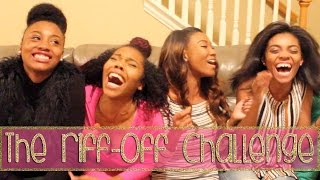 The Riff-Off Challenge | Arianna Jonae
