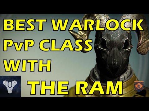 Destiny  Best Warlock Class Build