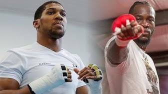 Der Boxkampf des Jahrhunderts steht!!! Wilder vs. Joshua
