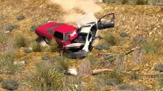 Simulador de Choques de vehículos 1 (* _ *)