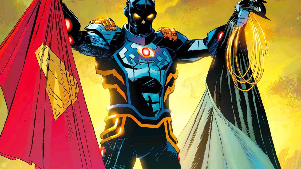 Top 10 Most Powerful Futuristic DC Comics Villains