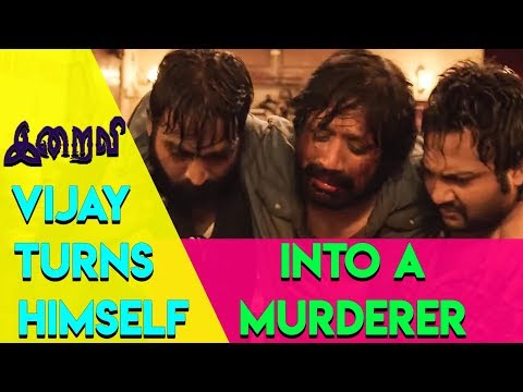 Iraivi - Vijay Turns Himself Into A Murderer | Vijay Sethupathi | S.J Surya | Karthik Subbaraj