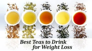 Weight Loss Tea - Best Teas to Drink for Weight Loss