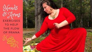Kundalini Rhythms©️ | Hands & Arms Workout | With Dharma Devi