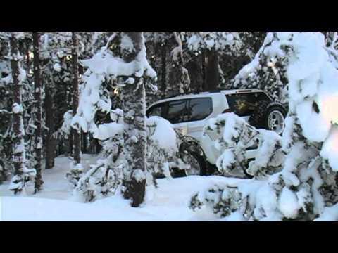 Arctic Trucks Finland Toyota Land Cruiser At35 Youtube