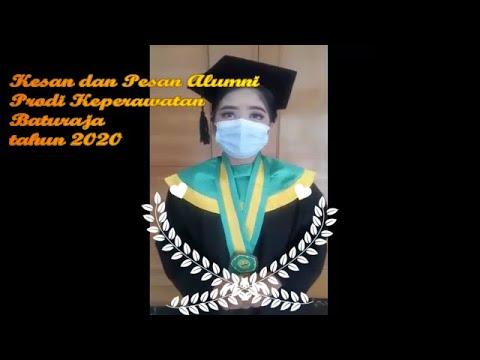 Kesan Dan Pesan Alumni 2020