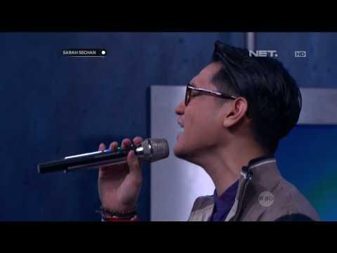 Afgan Syahreza - Knock Me Out ( Live at Sarah Sechan )