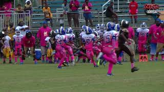 "10u | miami gardens bulldogs ( ""mask off boys"" ) vs. gwen cherry bulls  ( ""franchise boys"" )"